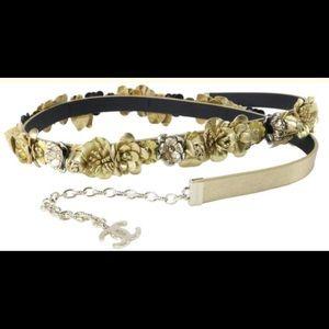 Chanel Gold 18c Belt